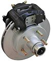 Disc brake for Boat Trailers & Utility Trailers
