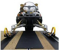 CALIBER Snowmobile Trailer Accessories