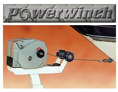 Powerwinch Electric Trailer Winch