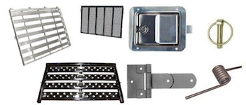 Trailer Ramp & Door Hardware