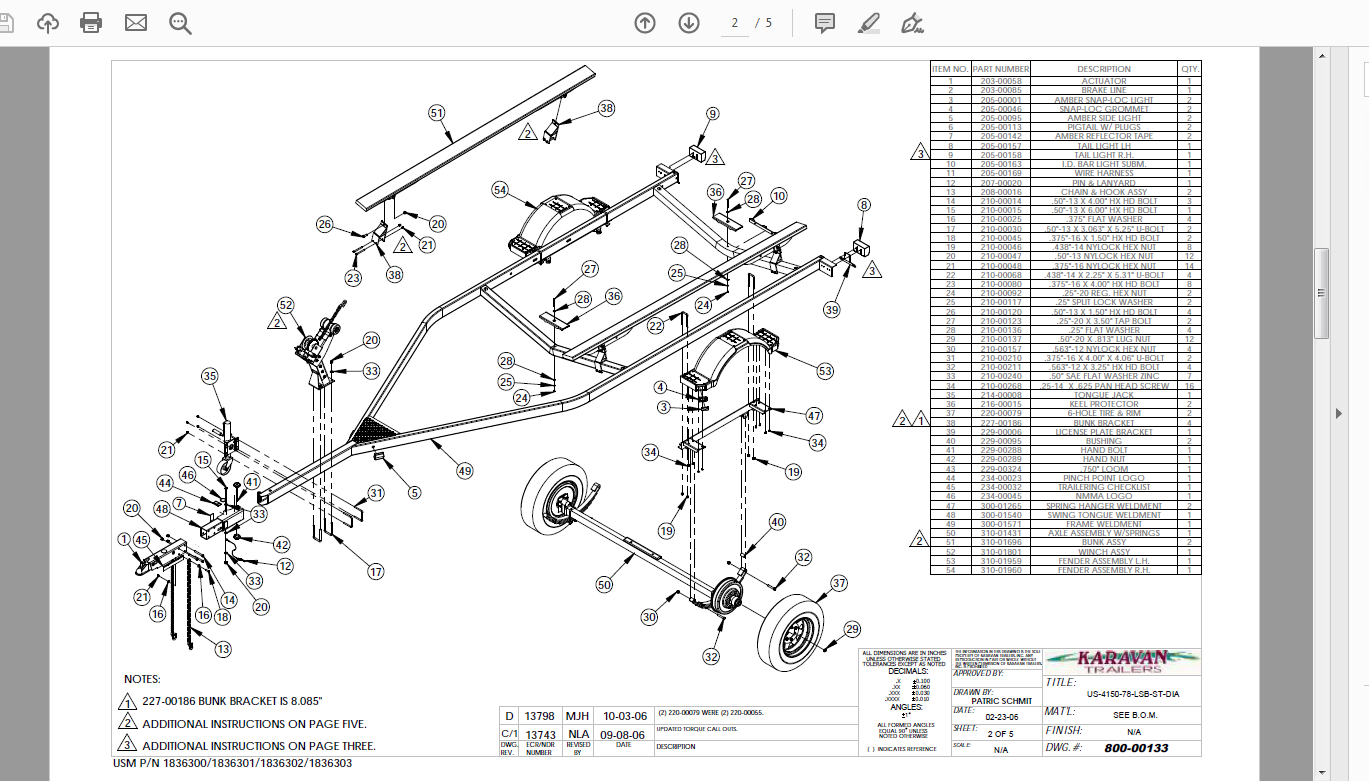 Utility Trailer Karavan Trailer Wiring Diagram from blog.easternmarine.com