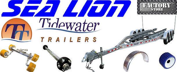 Sea Lion Trailer Parts